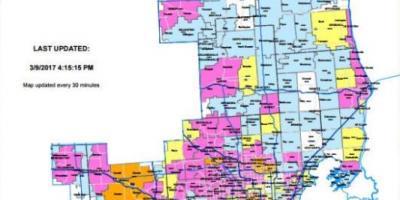 Detroit edison outage map - Detroit edison power outage map ... on